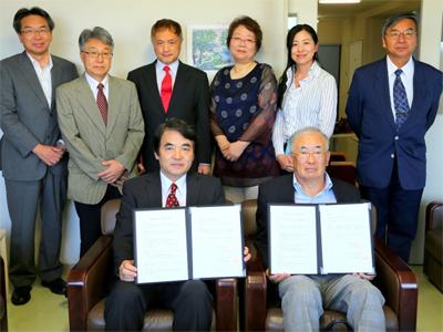 徳島県医師会とAMDAとの連携協定