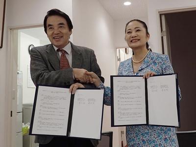キャンナスとAMDAの災害時の医療支援に関する連携協定
