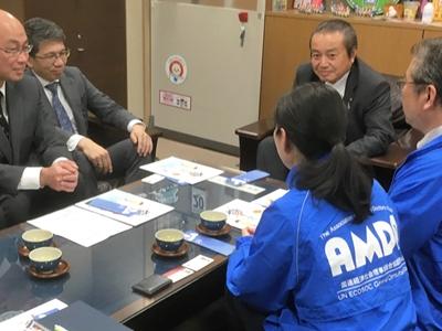 【事前交流】藤田病院 高知県須崎市を訪問