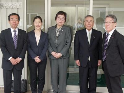 ムネ製薬株式会社様(兵庫県淡路市)と連携協定締結