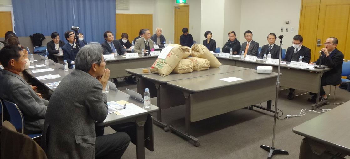 第4回食糧と人道支援シンポジウムを開催